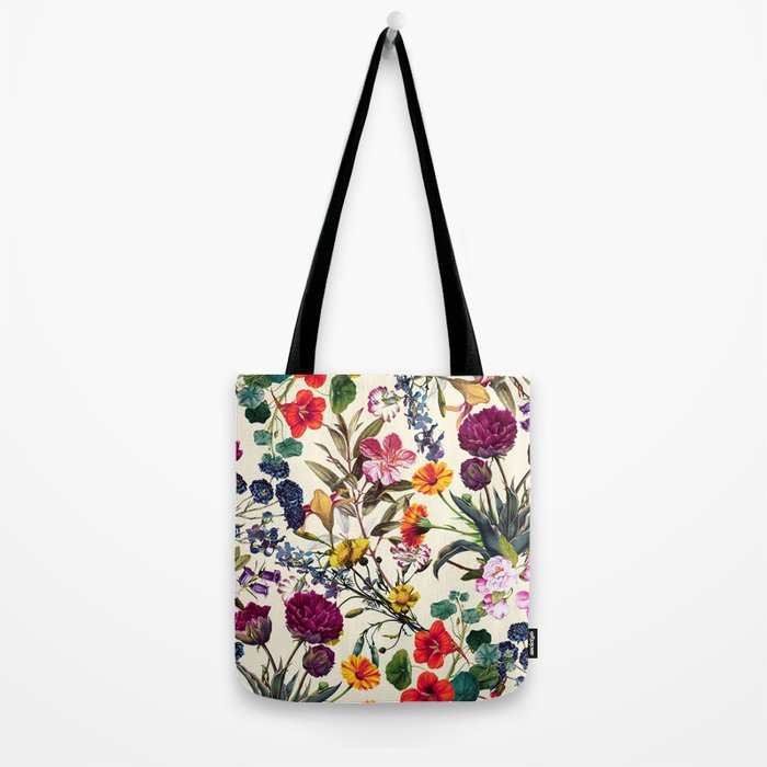 Magical Garden V Tote Bag