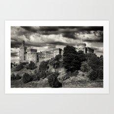 Inverness Castle Scotland Art Print
