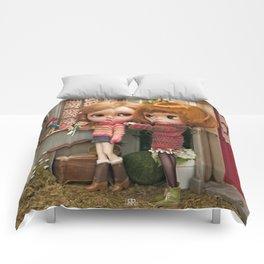 Erregiro Blythe Custom Doll Play Garden Comforters