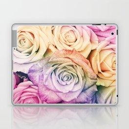 Some people grumble - Colorful Roses - Rose pattern Laptop & iPad Skin