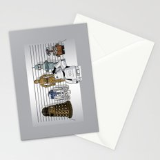 Star Wars Droid Lineup Stationery Cards
