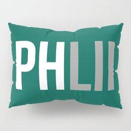 PHLII Philadelphia Pillow Sham