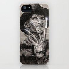 freddy krueger Slim Case iPhone (5, 5s)