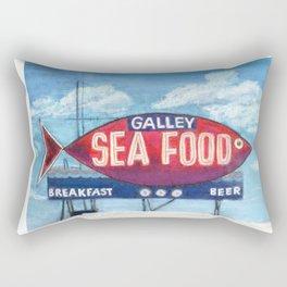The Galley Rectangular Pillow
