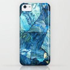 Labradorite Blue iPhone 5c Slim Case