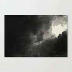Hole In The Sky III Canvas Print