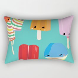 Ice Scream Social Rectangular Pillow