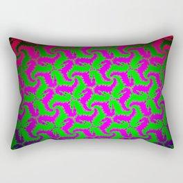 little dragons Rectangular Pillow