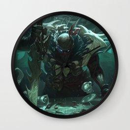Classic Pyke League of Legends Wall Clock