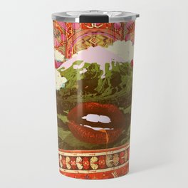 MORNING PSYCHEDELIA Travel Mug