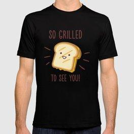 Cheesy Greetings! T-shirt