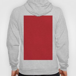 Fire Engine Red Hoody