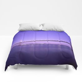 the bridge 4 sky Comforters