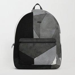 Paul Klee Rough Cut Head Backpack