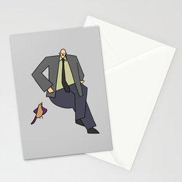 monday madness Stationery Cards