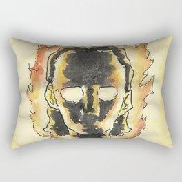 En fuego. Rectangular Pillow
