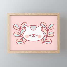 Russian Hamster Framed Mini Art Print