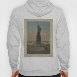 Statue of Liberty Artwork Hoody