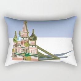 Russia Is A Marginal Power Rectangular Pillow