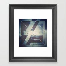 Drizzle Framed Art Print