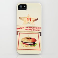 What A Burger iPhone (5, 5s) Slim Case