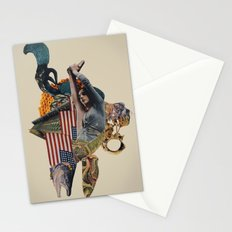 The Jackal Stationery Cards