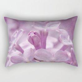 Lilac / Syringa Rectangular Pillow