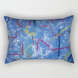 Indian summer Rectangular Pillow