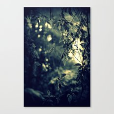Those Who Don't Believe In Magic Will Never Find It Canvas Print