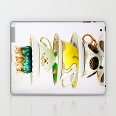 Tip Top TeaCup Laptop & iPad Skin