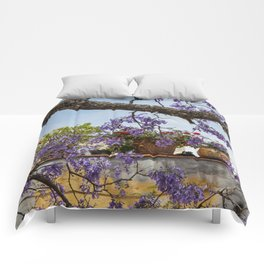 San Miguel de Allende in Spring Comforters
