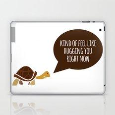 Feel like hugging you right now Laptop & iPad Skin