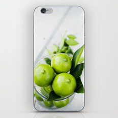 Limes iPhone & iPod Skin