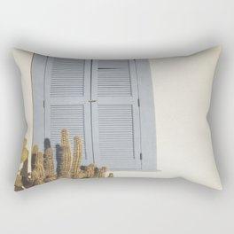 """Tucson Old Pueblo #5"" by Murray Bolesta Rectangular Pillow"