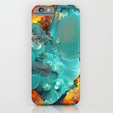 Mineral Series - Rosasite iPhone 6s Slim Case