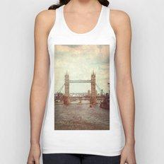 Tower Bridge 2 Unisex Tank Top