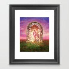 The Gateway Framed Art Print
