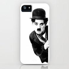 MR CHAPLIN iPhone (5, 5s) Slim Case