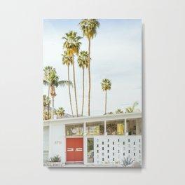 Palm Springs California Metal Print