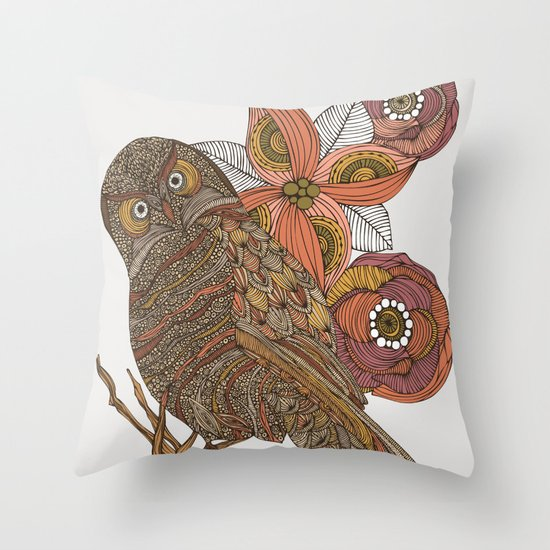 Victor Throw Pillow