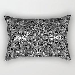 Triptamine Rectangular Pillow