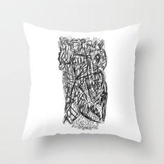 20170201 Throw Pillow
