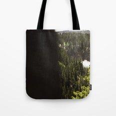 yellowstone falls . ii Tote Bag