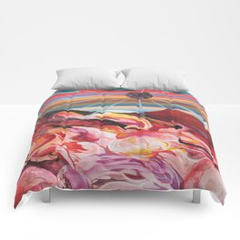 Party on Mars Comforters