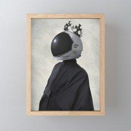 Cosmic King Framed Mini Art Print