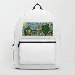 Terrapin Turtles Backpack
