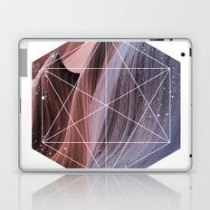 Geometric pressure Laptop & iPad Skin