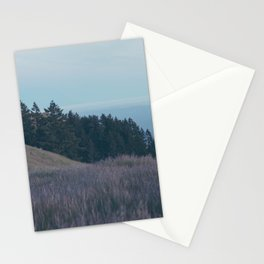 Mountain Side Views Stationery Cards