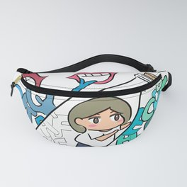 Chitter Chatter Fanny Pack