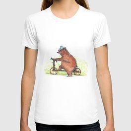 Bear Bike T-shirt